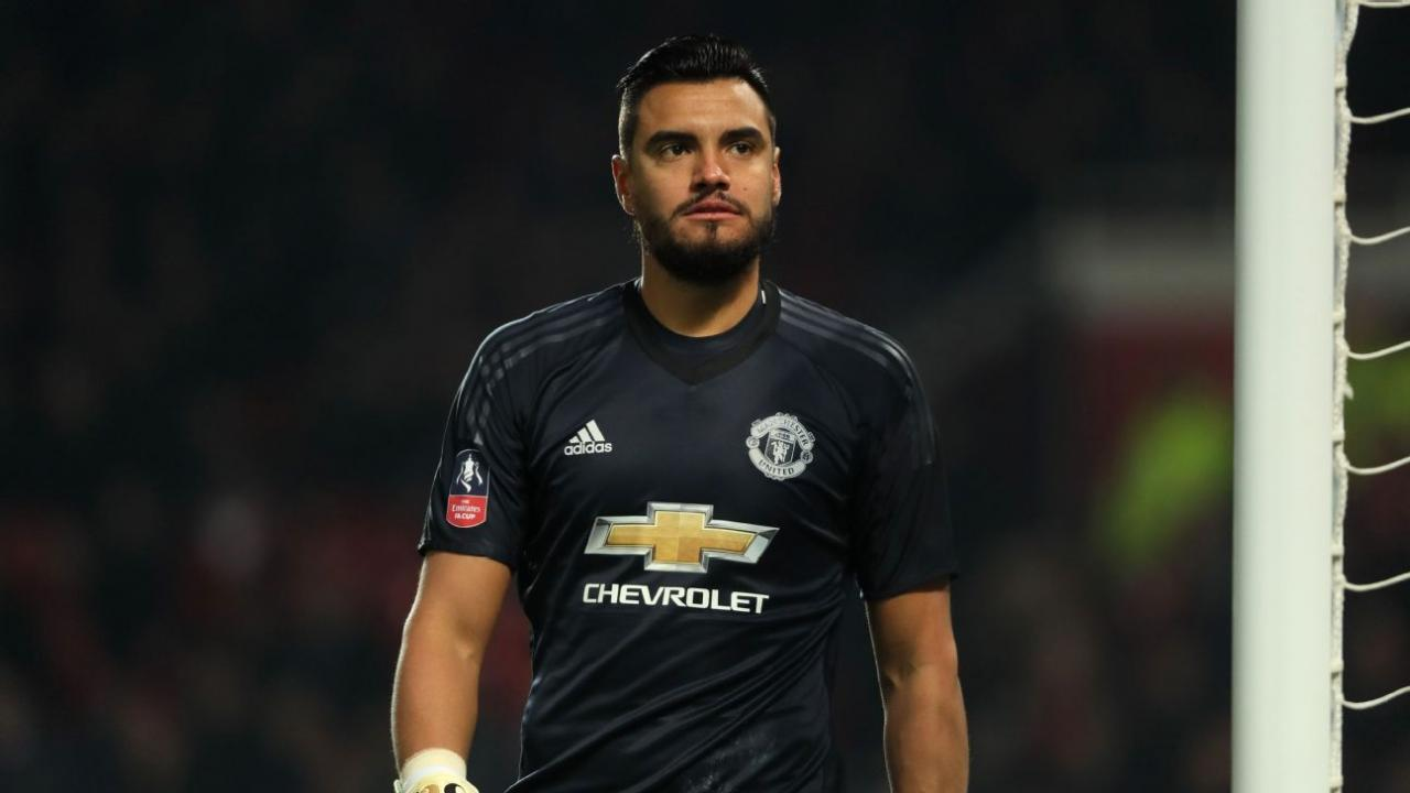 Image result for sergio romero
